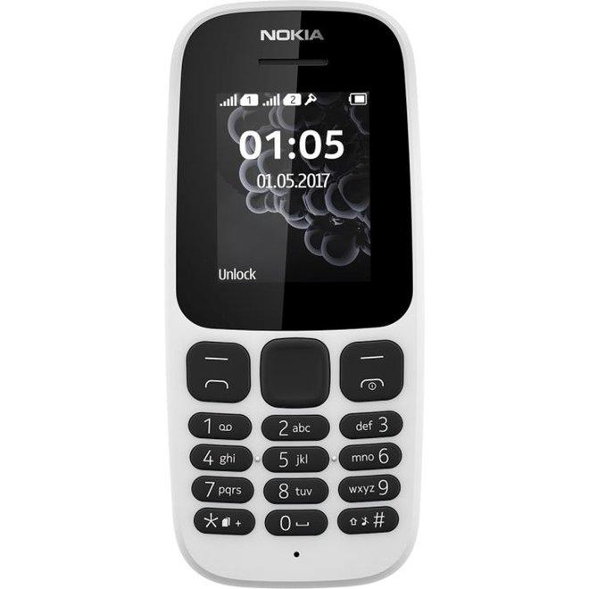 Nokia 105 Neo - Wit