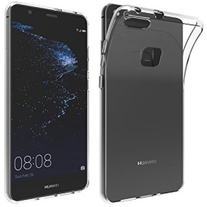 Huawei P10 Lite Siliconen Hoesje Case Transparant