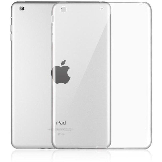 iPad Air 2 Siliconen hoesje Transparant. Je iPad Air beschermt tegen krassen en stoten.