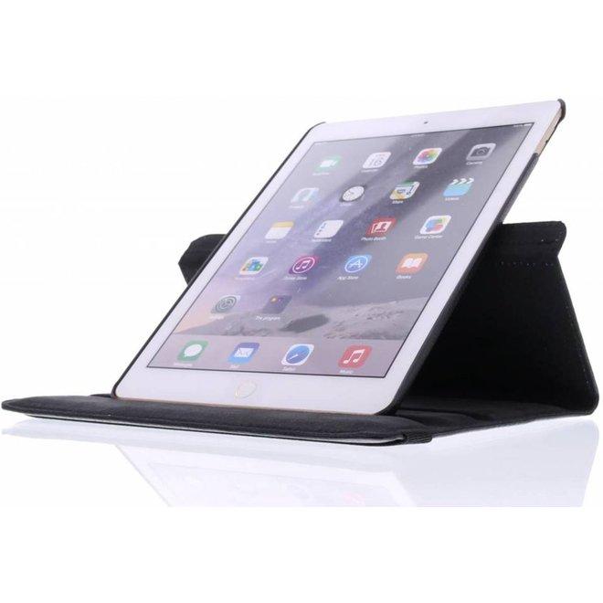 Zwarte iPad Air 2 Cover 360 graden draaibaar. Je iPad Air altijd besschermd tegen stoten en krassen.