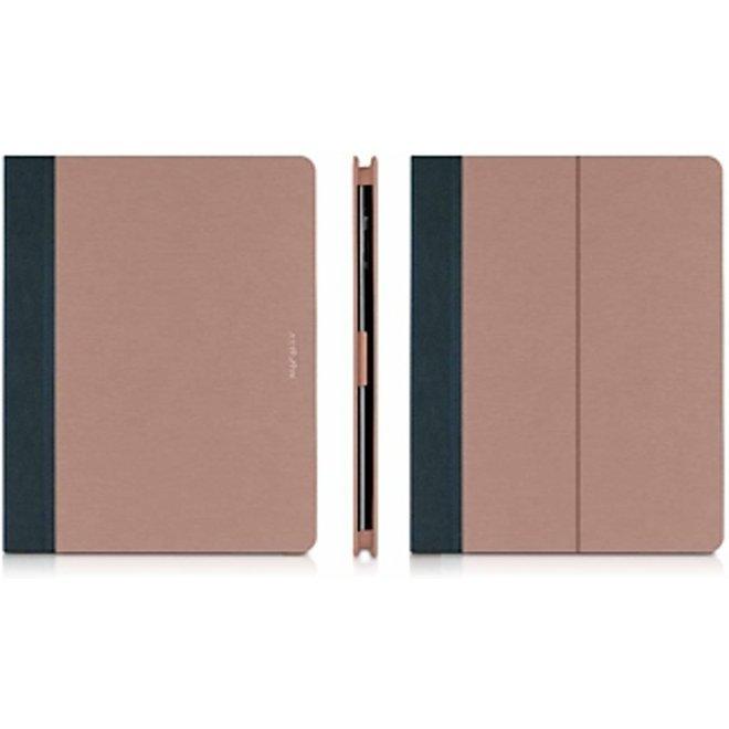Stijlvolle Macally SLIMCASE-3RS Folioblad tabletbehuizing smartcase voor Apple iPad 2 / 3 / 4 - Roze - pink