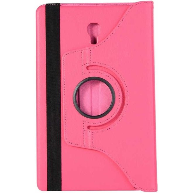 Teleplus Samsung Galaxy Tab S4 T830 360 Rotating Pink Case hoesje