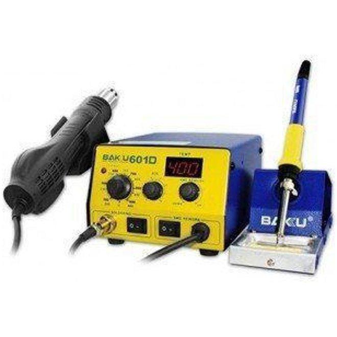BAKU soldeer & heat station BK-601D