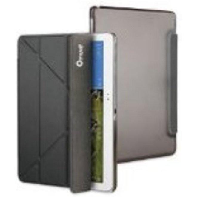 Muvit Smart Stand Case Zwart Galaxy Tab Pro