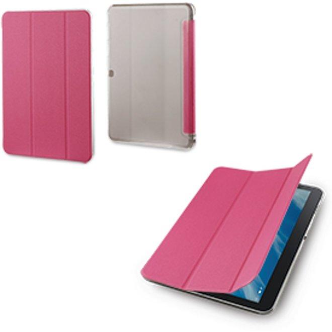 Muvit - Smart Stand - Samsung Galaxy Tab 4 10.1 - Fuchsia