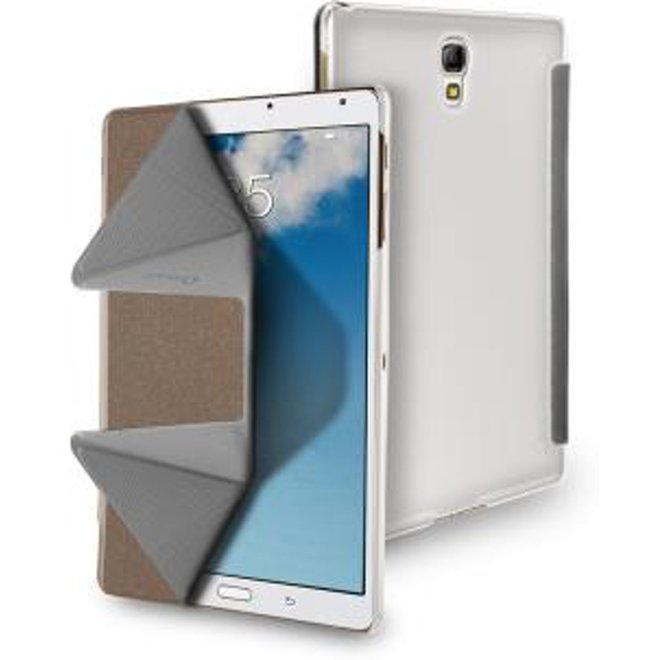 Muvit Butterfly Stand Case goud Galaxy Tab S