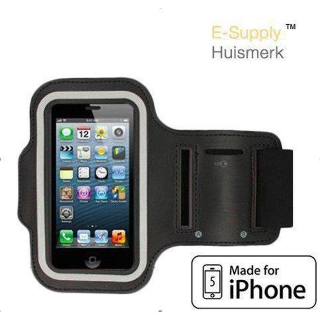 Sportarmband iPhone 5S / 5C / 5 hardloop sport armband met reflector