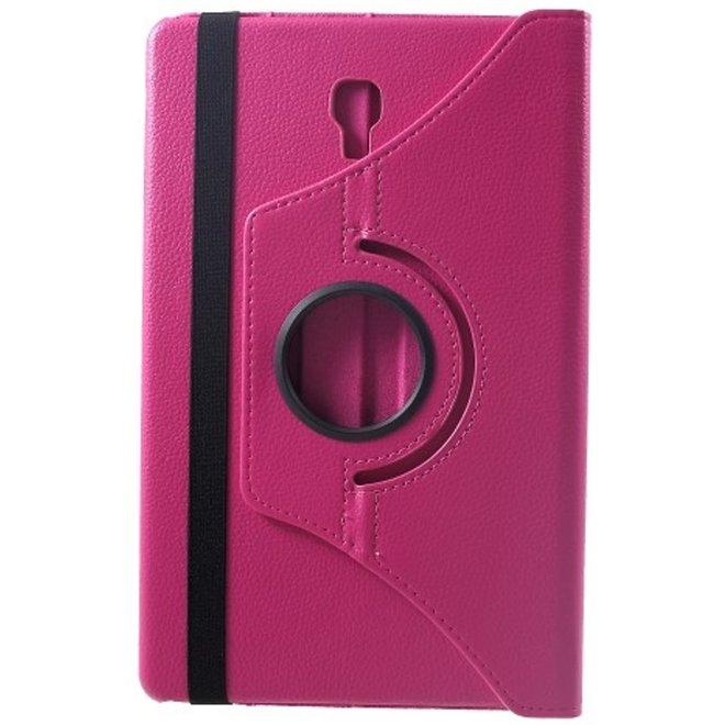 Samsung Galaxy Tab A 10.5 Tablethoesje Roze Draaibaar