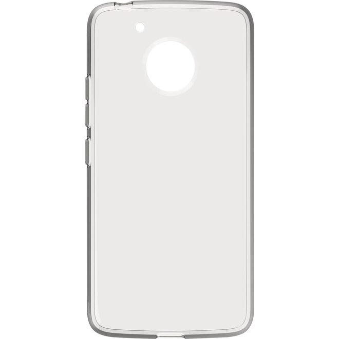 Motorola Moto G5 TPU Hoesje Transparant
