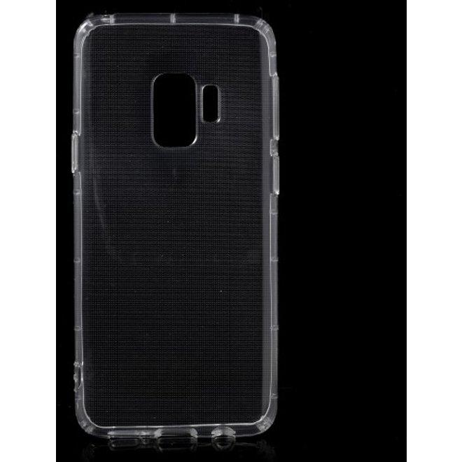 Samsung Galaxy S9 TPU Hoesje Transparant