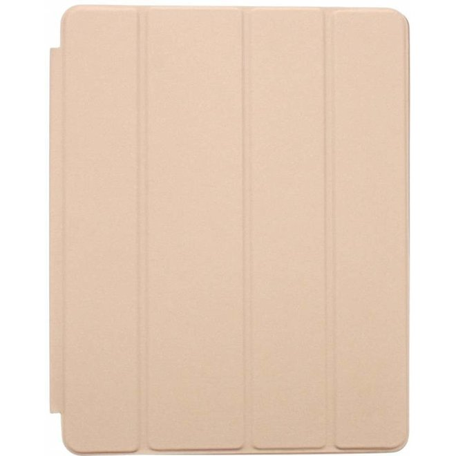 Luxe Bookcase iPad 2 / 3 / 4 tablethoes - Goud