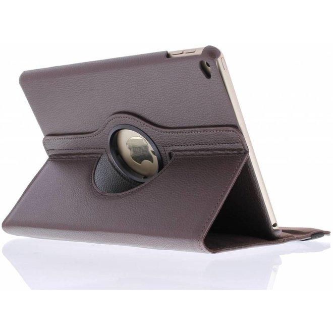 Bruine  360 graden draaibare tabelthoes voor de iPad Air 2