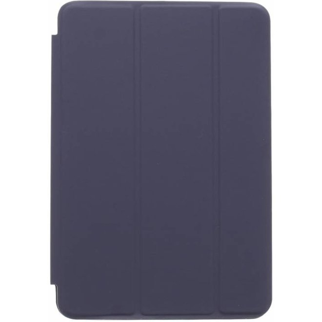 Luxe Bookcase iPad Mini 4 tablethoes - Donkerblauw
