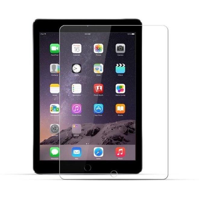 Apple iPad Air 2 - ipadAIR 2 - 0.3 mm Glas Screenprotectors - Transparant