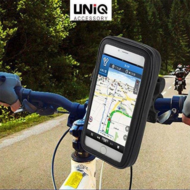 Fiets Stuur houder Bike Holder voor iPhone 6 6s Plus / 7 Plus Samsung Galaxy S6 Edge plus / S7 edge / Sony Xperia Z5 Premium - UNIVERSEEL