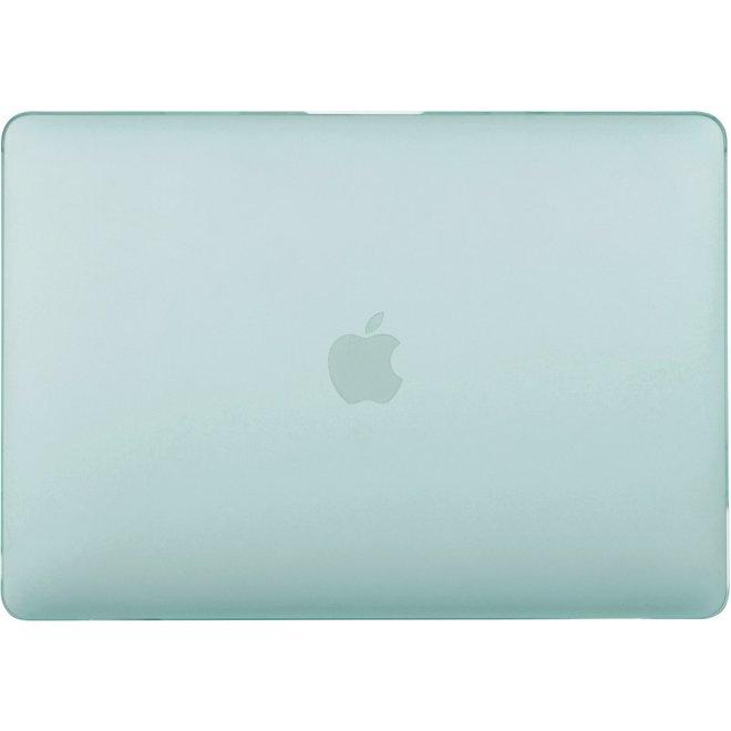 Design Macbook Hardcase hoesje voor MacBook Pro Retina 13.3 inch Touch Bar - Grijs