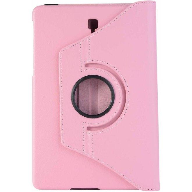 Samsung Galaxy Tab S4 10,5 T830 / T835 Licht Roze Tablet Hoesje met 360 graden draaistand (T830 /T835)