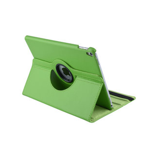 xlmobiel.nl Apple iPad Air 3 Groen 360 graden draaibare hoes - Book Case Tablethoes