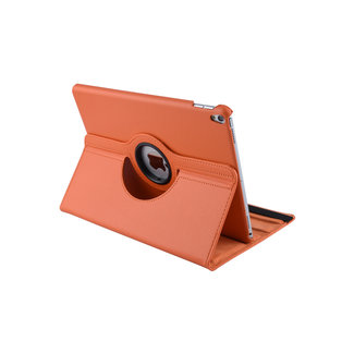 xlmobiel.nl Apple iPad Air 3 Oranje 360 graden draaibare hoes - Book Case Tablethoes
