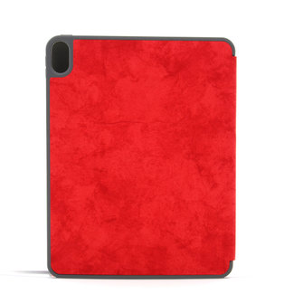 UNIQ Accessory Apple iPad Pro 11 inch Rood Smart Case - Book Case Tablethoes
