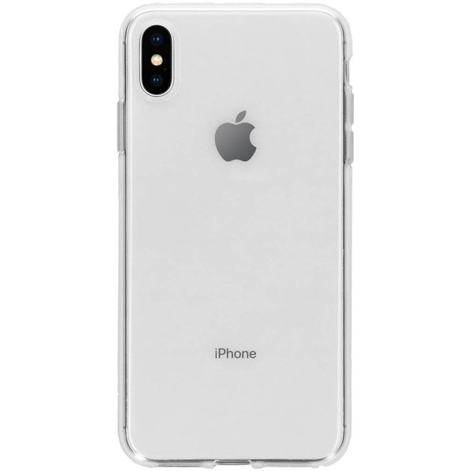 Back Cover voor Apple iPhone Xs Max - Transparant