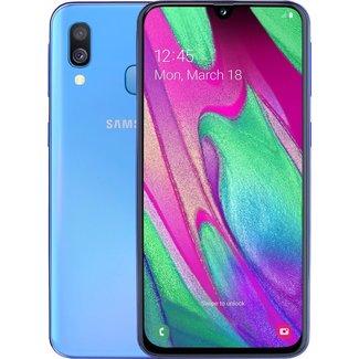 Samsung Samsung Galaxy A40 - 64GB - Blauw