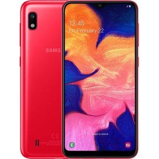 Samsung Samsung Galaxy A10 - 32GB - Rood