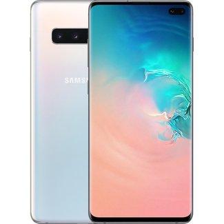 Samsung Galaxy S10 + 128GB - Prism wit