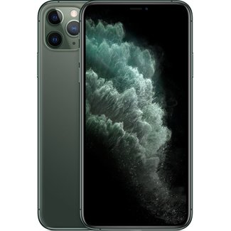Apple Apple iPhone 11 Pro Max - 64GB - Middernachtgroen