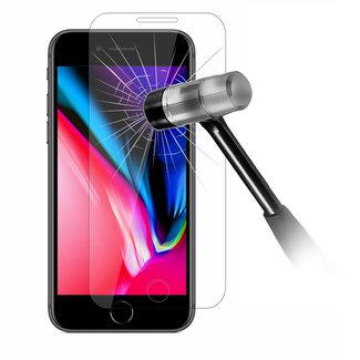 xlmobiel.nl Screenprotector voor Apple iPhone 6/6S Plus met optimale touch gevoeligheid