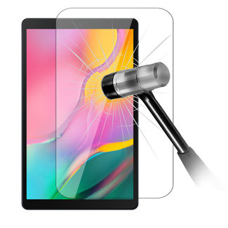xlmobiel.nl Screenprotector voor Samsung Galaxy Tab A 10.1(T580) 2016 met optimale touch gevoeligheid
