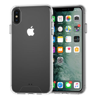 Andere merken Apple iPhone XR Transparant Backcover hoesje - silicone