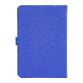 xlmobiel.nl Universal 10 inch Diepblauw Book Case Tablethoes - PU-leer