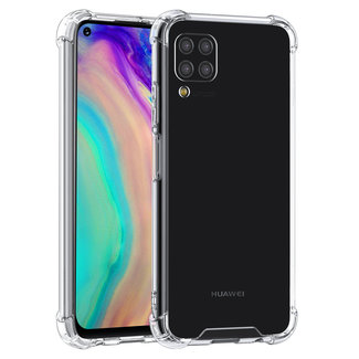 xlmobiel.nl Huawei P40 Lite Transparant Backcover hoesje - silicone