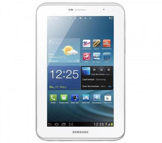 Galaxy Tab 2 Serie