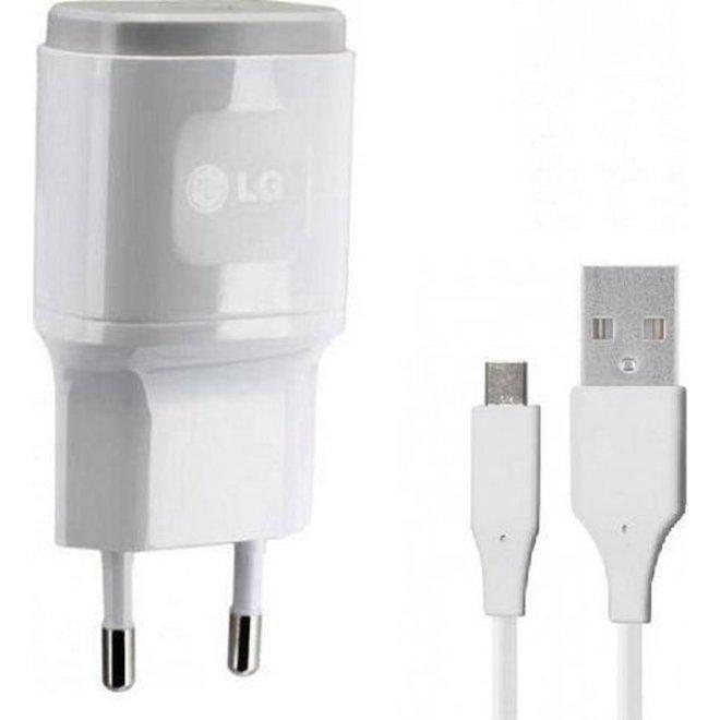 Adapter LG Nexus 5X + USB C kabel Wit Origineel