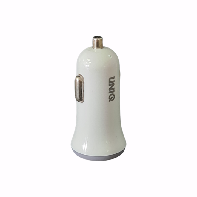 Car Charger 2.4A - Fast Charger - Micro USB Kabel - Wit