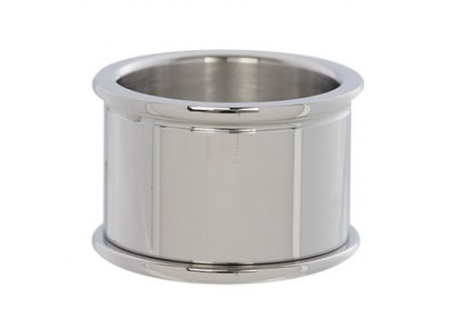 IXXXI Basisring 14 mm silber