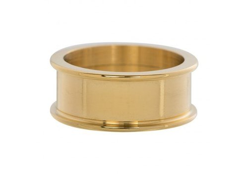 IXXXI Basisring 8 mm gold