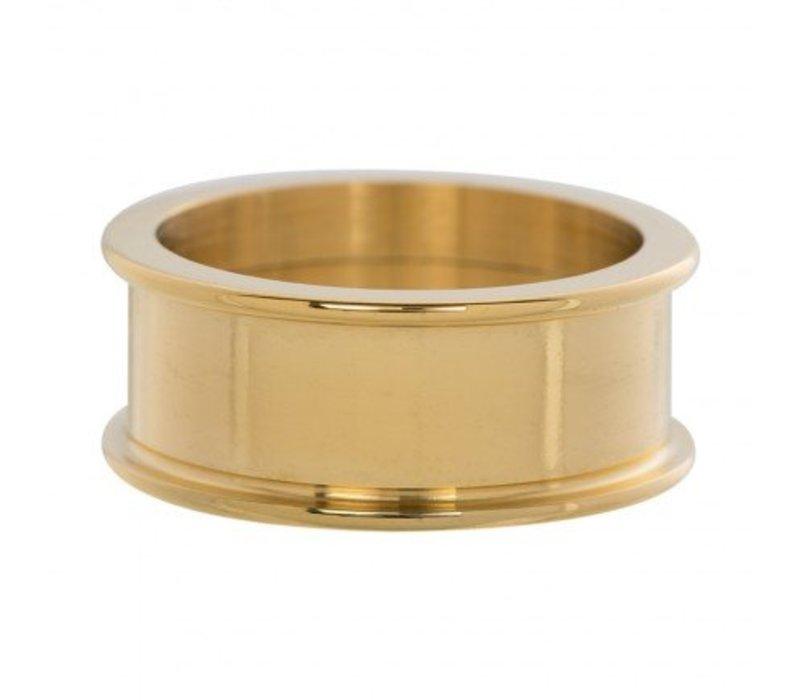 IXXXI Basisring 8 mm gold