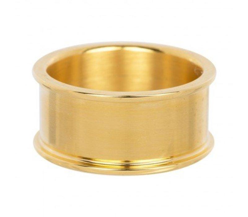 IXXXI Basisring 10 mm gold