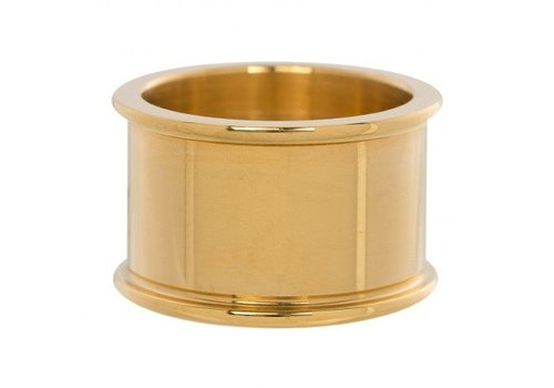 IXXXI Basisring 12 mm gold