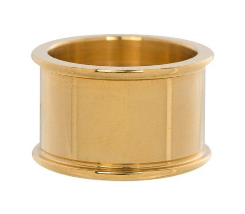 IXXXI Basisring 12 mm gold