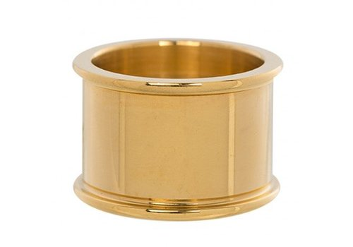 IXXXI Basisring 14 mm gold