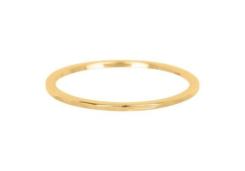 iXXXi Füllring 1 mm Wave gold