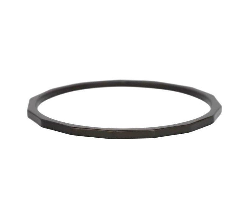 iXXXi Füllring 1 mm Angular schwarz