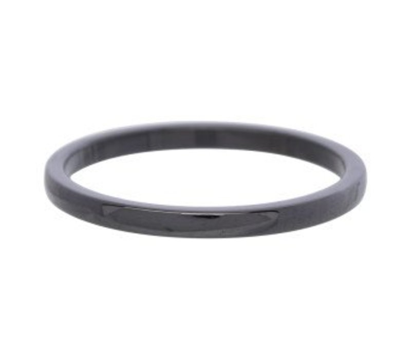 iXXXi Füllring 2 mm Keramik schwarz