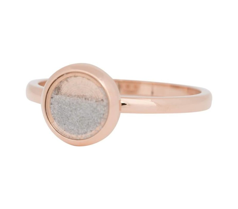 iXXXi Füllring 2 mm White Sand rosegold
