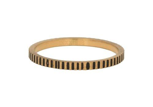iXXXi Füllring 2 mm Cartels gold