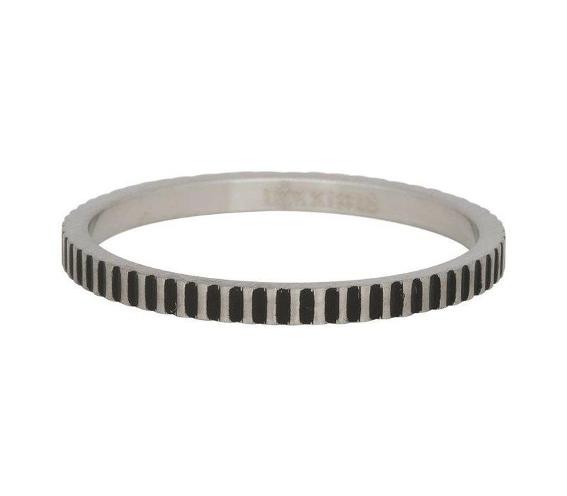 iXXXi Füllring 2 mm Cartels silber